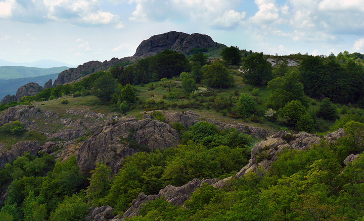 27-ми километър: Източни скали