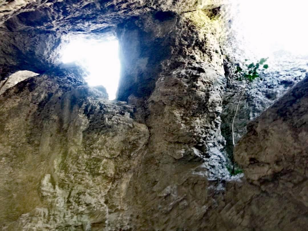15.6-ти километър: Пещера Хайдушката бъчва